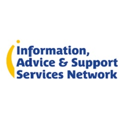 Information, advice and support services network (logo)