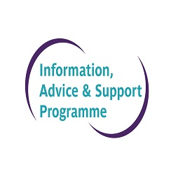 Information, advice and support programme (logo)